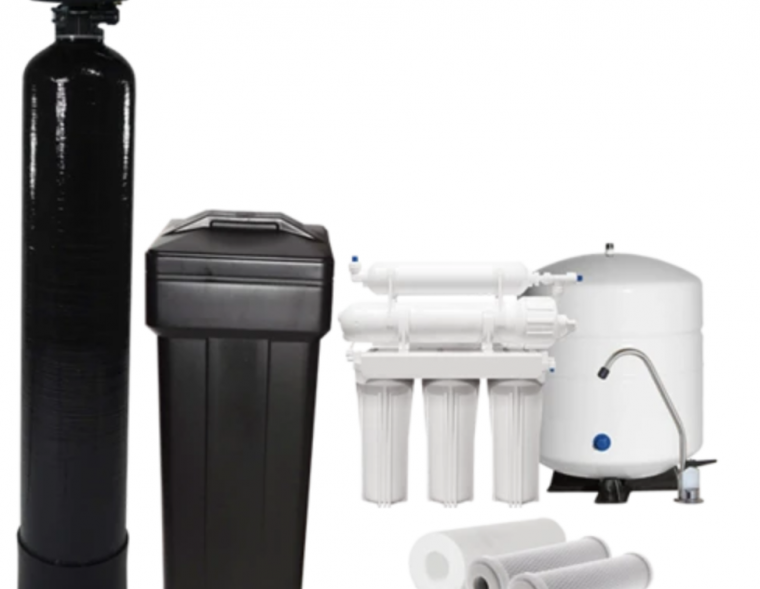 How Much Does A Water Softener Install Cost?