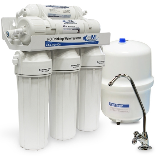 reverse osmosis purification system
