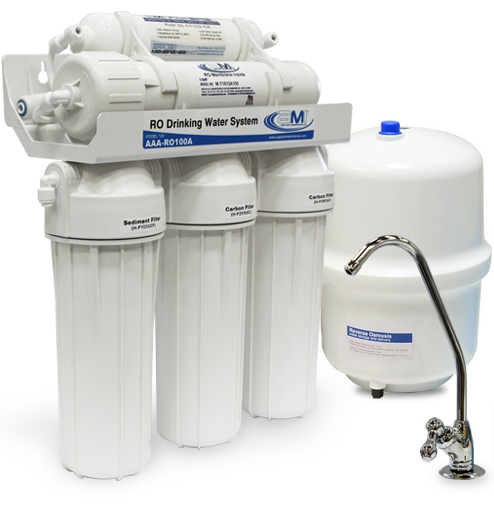 Reverse Osmosis Purification Systems
